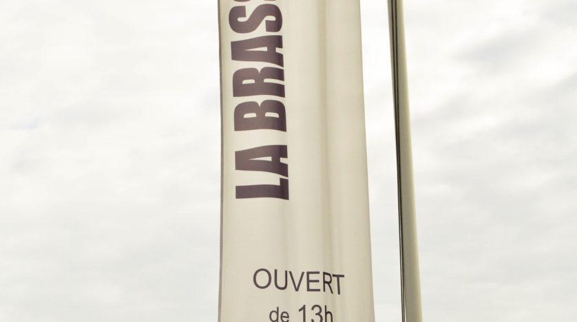 Drapeau pour La Brasserie